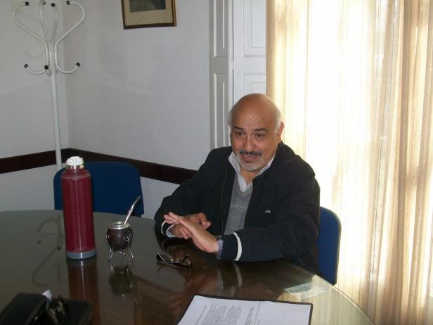Felipe Torres y el primer trimestre del  año con obras y objetivos realizados