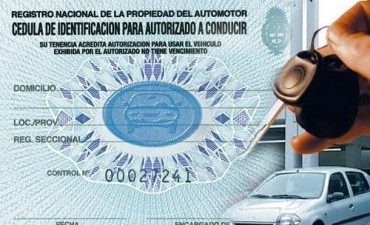Se implementa el nuevo sistema electrónico para trámites en el Registro del automotor