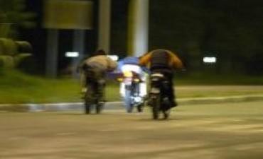 Ruidos molestos por picadas de motos