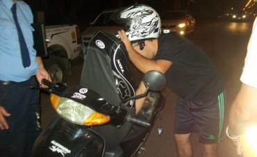 Operativos de Control del Tránsito en conjunto con la Policía