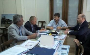 FUNDETURFE en reunión con el Ministro de la Producción