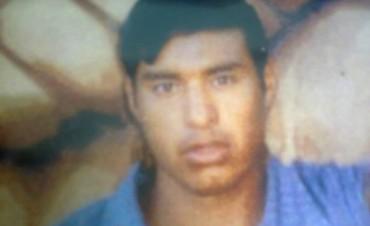 Se desconoce el paradero de un joven de Lucas Sud - Dpto. Villaguay
