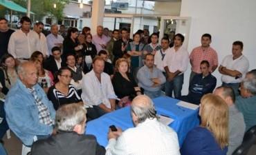 En Villaguay adhirieron al proyecto político nacional de Sergio Urribarri