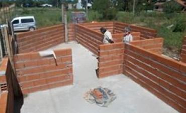 """Avanza la obra del Centro de Jubilados nacionales """"El Nandubay"""""""