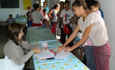 Cada entrega son más las familias que acceden el programa Pro-Huerta