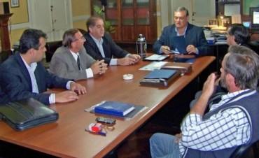 Conscripto Bernardi y Bovril suscribieron convenios para construir viviendas sociales