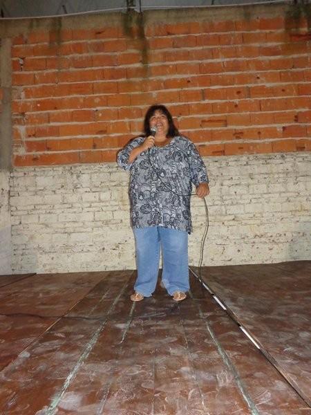 Nancy Miranda reunió a más de 500 personas y va por la senaduría de Federal