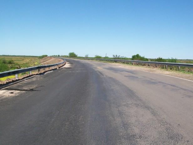 Se gestiona en Buenos Aires la repavimentación de la Ruta Nº 22 de Federal a Concordia