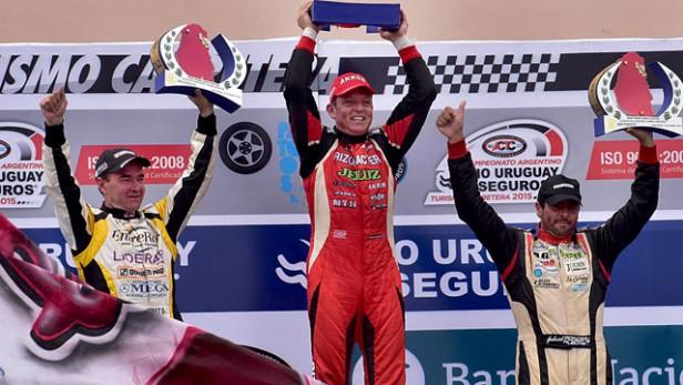 Ganó Ortelli y el Gurí Martínez fue segundo reeditando un viejo duelo