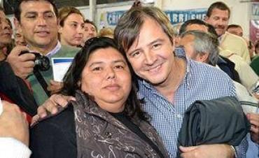 Nancy Miranda y su precandidatura  a Senadora