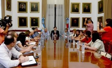 El ministro Bahl informó que el gobierno tiene una nueva oferta salarial para los docentes