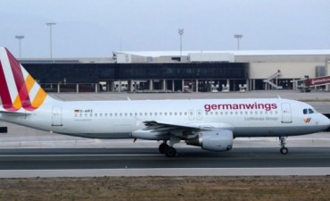 Cayo un avión en Francia, 150 personas fallecieron y no hubo sobrevivientes
