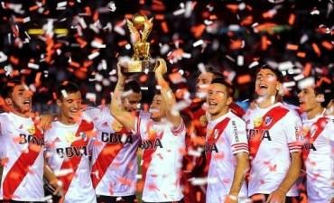 River ganó la primera Copa Euroamericana de la historia