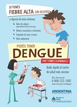 Resultado de imagen para propaganda contra dengue santiago del estero
