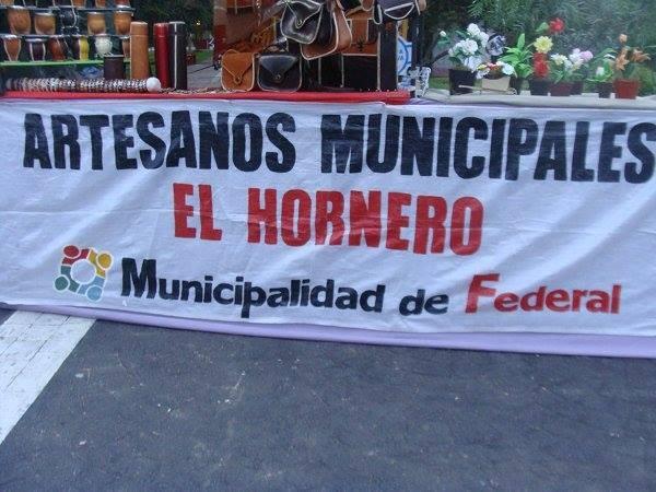 Feria de Artesanos en Plaza Urquiza