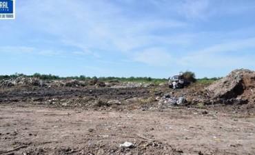 Quemarán residuos verdes en el vertedero a cielo abierto