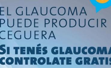 Campaña Nacional de Detección del Glaucoma  en toda la provincia