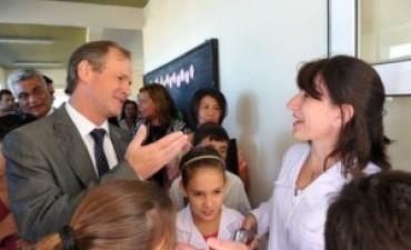 El gobierno invierte 295 millones de pesos en refacciones de edificios escolares