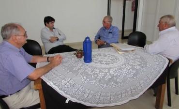 Fundeturfe se reunió con el Ministro de Turismo Adrian Fuertes