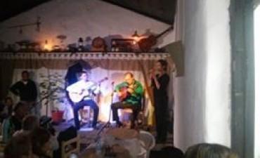 """Rudi y Tolato caricias de melodías en el """"candil montielero"""""""