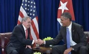 Obama llegó a Cuba, donde permanecerá hasta el martes en una histórica visita