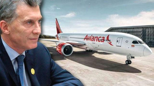 El día que lo imputaron por Avianca, Macri anunció una Ley de Responsabilidad Empresaria