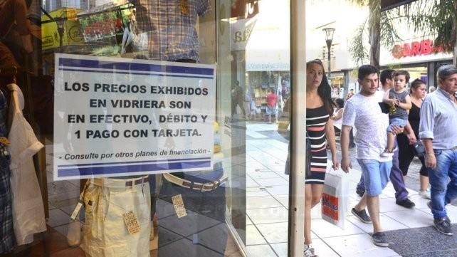 El programa Precios Transparentes influyó en la caída de ventas