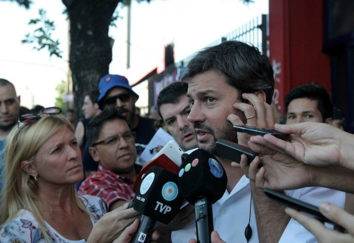 Lammens apuntó contra el Gobierno por la crisis