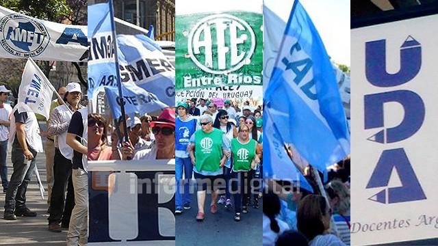 Cómo sigue la semana de protestas en Entre Ríos