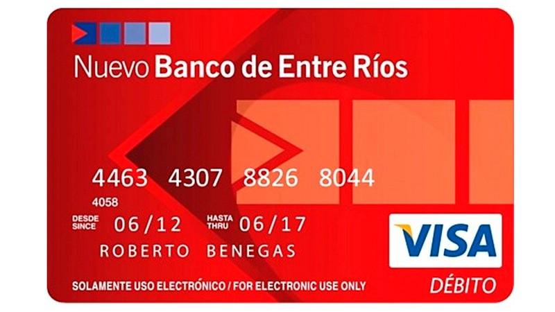 El Nuevo Banco de Entre Ríos aclara que no está reemplazando tarjetas