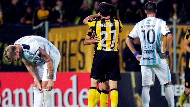 Atlético Tucumán estuvo cerca pero cayó en Montevideo por Copa Libertadores