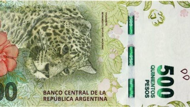 ¿Cómo detectar si un billete de 500 pesos es falso?