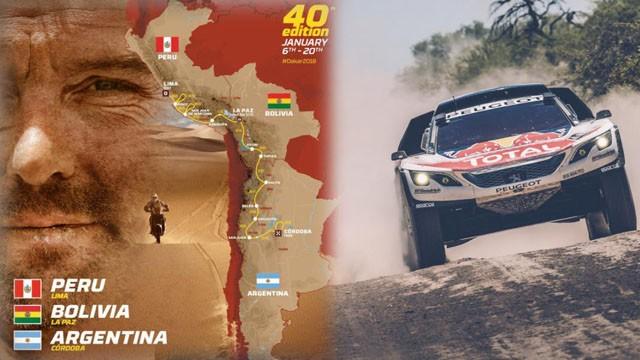 Argentina ya tiene confirmado su recorrido del Rally Dakar 2018