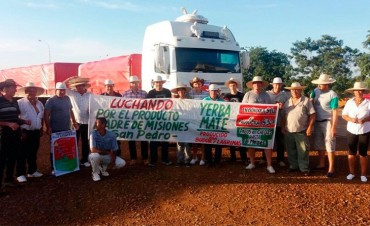 Se viene el Yerbatazo: Productores protestarán y regalarán paquetes de yerba