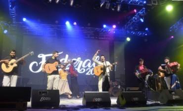 Este viernes en la TV Publica lo mejor del Festival del Chamame en Federal
