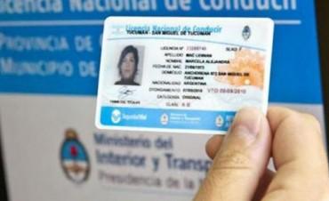 Modificarán la licencia de conducir y habrá un nuevo requisito