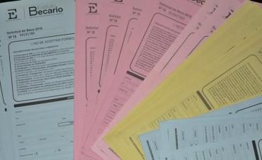 Cuenta regresiva para la presentación de solicitudes de las becas estudiantiles provinciales