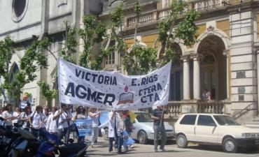 Desde las seccionales Agmer Federal y Victoria : Afirman que el gobierno apuesta a la persecución y al apriete