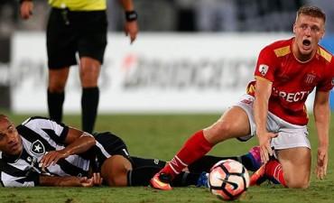 Copa Libertadores: En Brasil, Estudiantes perdió ante Botafogo