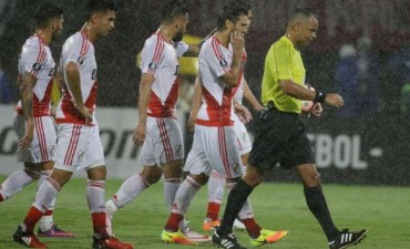 En Colombia, River tuvo un debut victorioso por la Copa Libertadores