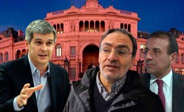 Peña, Lopetegui y Quintana, los 'gerentes de limpieza' del gabinete de Macri