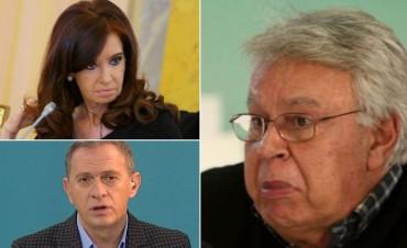 Felipe González desmintió a Bonelli en el escándalo por Cristina presa: