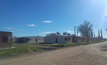 C : Bernardi :Continuidad de Obras construcción de 30 viviendas
