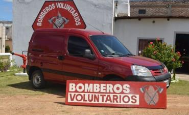 Los Bomberos Voluntarios de Federal cuentan con una nueva unidad móvil