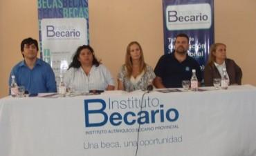 Comenzaron los Talleres de Orientación Vocacional del Instituto Becario en Federal.