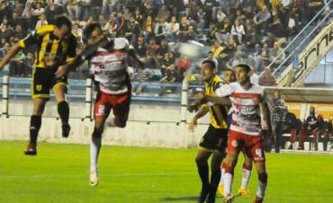 Atlético Paraná perdió frente a Santamarina de Tandil como visitante