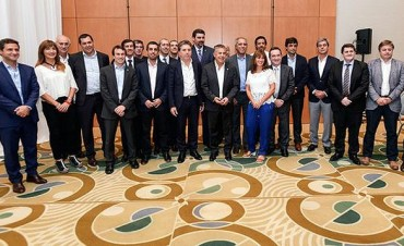 Entre Ríos fue parte de acuerdo nacional para reducir déficit
