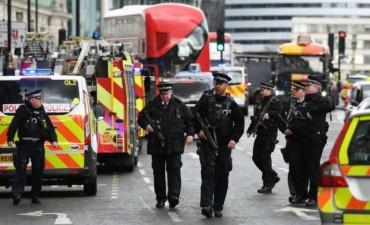 Ataque letal en Londres