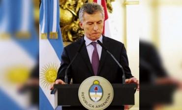 El mayor desestabilizador de Macri se llama Macri