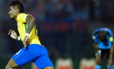 Brasil aplastó a Uruguay de visitante y tiene un pie en Rusia 2018